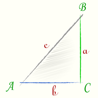 Найти косинус угла abc изображенного на рисунке