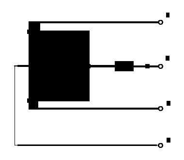 Соединение звездой в трехфазном генераторе